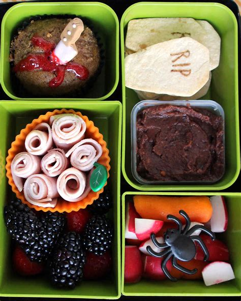 12 Super-Cool Kids' Bento-Box Lunches You Can Actually